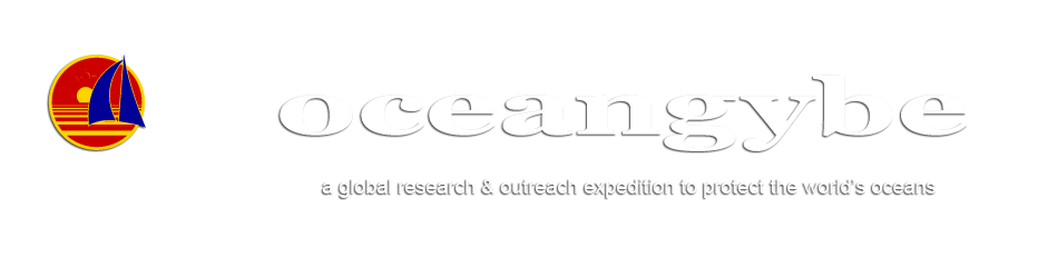 Ocean Gybe: A Global Research & Outreach Expedition to Protect the World's Oceans